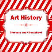 艺术史专业词典和记忆卡片|视频词汇教程和背单词. 1