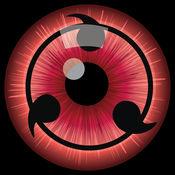 Sharingan Eyes - 写輪眼 眼睛照片编辑器:从火影忍者鸣人佐