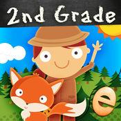 动物数学二年级数学游戏儿童应用程序 1.5