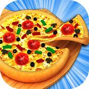 比萨饼制造商:食品烹饪餐厅 1