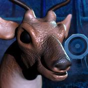 魔鬼鹿射击的亲 - 寻找隐藏的徽章 1.4