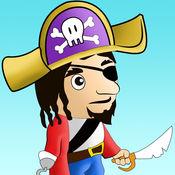 摧毁邪恶的海盗亲 - 削减链益智游戏 1.4
