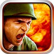 精英陆军突击队反攻击任务敌后 - 二战 1