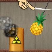 菠萝炸弹破坏...