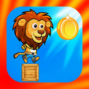 狮子 字母 游戏 对于 自由 应用 4