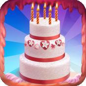 美味的蛋糕装饰 - 神话般的免费装扮游戏 1
