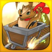 动物动作冒险 火车游戏 - Animal Rail Action Adventure G