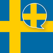 播放和学习瑞典语 - 免费双语教学卡片语言学习的旅行应用程序