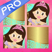 玩公主佐伊 Pro 记忆游戏是为幼儿园和学龄前儿童而设的 1