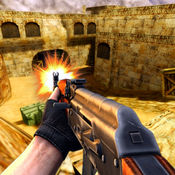 CS反恐3D:反恐精...