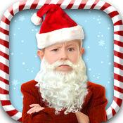 圣诞 老人 贴纸 - 圣诞 照片 编辑器 和 相机 蒙太奇 自由