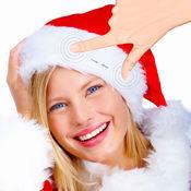圣诞老人帽子展位 3