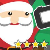 Santa Selfie Christmas Photo Hat Xmas Booth 圣诞 照片
