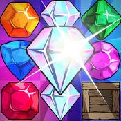 Diamond Craze : 一個有趣及免費的比賽3遊戲! 1.1.9