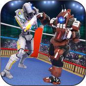 机器人 环 战斗 ...