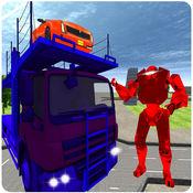 机器人改造和卡车运输 1