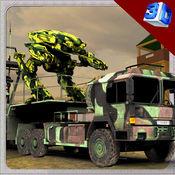 机器人运输卡车&驾驶模拟器游戏 1