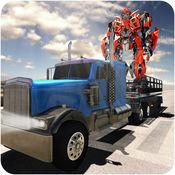 机器人运输 — — 运输卡车装载机 1