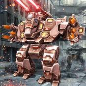 机器人 野蛮 战争: 未来派 战斗 ZD 1