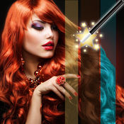 发型改变 - 试穿时尚理发 - 选择现代的外观将成为你最喜欢