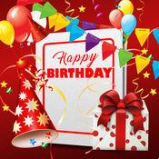 生日快乐贺卡 – 创建您的个性化电子贺卡同这个免费的应用程序