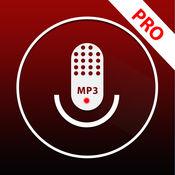 MP3录音机( PRO ) - MP3语音备忘录,播放,分享 1.52
