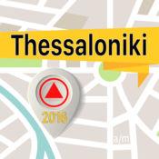Thessaloniki 离线地图导航和指南 1