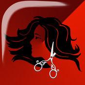 最佳的虚拟发廊为女孩 - 改变你的发型用新照片编辑器 1