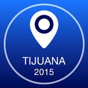 蒂华纳离线地图+城市指南导航,旅游和运输 2.5