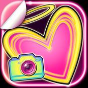 有趣的相机照片贴纸美容照片编辑器 1.1