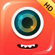 Epica HD - 史诗相机和照片编辑,能拍摄炫酷的特效和趣味的