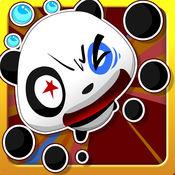 恶作剧游戏 : 熊猫高尔夫 - 恶搞一下你的小伙伴? 2