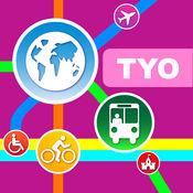 东京交通指南 - 出行旅游必备