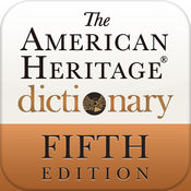 美国传统英语词典第五版