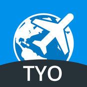 东京旅游指南与离线地图