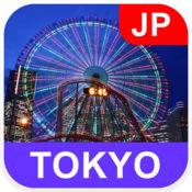 东京,日本 离线地图 - PLACE STARS v1.1