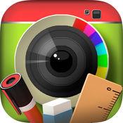易照片编辑器 - 效果和过滤器