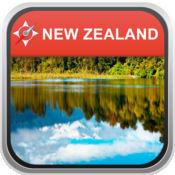 离线地图 新西兰: City Navigator Maps 1.12