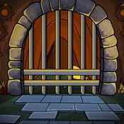 越狱密室逃脱:解密逃出木制小屋 1