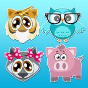 Cute Animal Emoji Keyboard  1