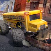 城市 公交车 模拟器 . 免费 校车 驾驶 赛车 游戏 极端的
