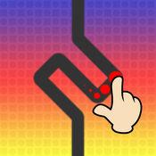 按照之字形线路经典 / Follow the zigzag line classic 1.