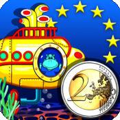 Euro€: Coin Math for kids宝宝学欧元 2