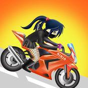 疯狂赛车自行车骑手 - 手机游戏下载小游戏赛车小好玩的單