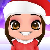 我的小圣诞老人 – 发送圣诞祝贺视频信息