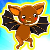 小蝙蝠好玩的历险!蝙蝠医生医疗并拯救小动物!Lite