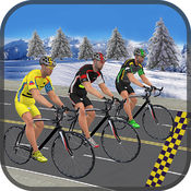 极端公路自行车赛车2017年 - 自行车赛3D 1