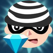 从警方的追捕逃避 - 疯狂逃生挑战街机游戏 1.4