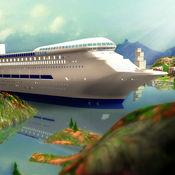 旅游运输船 - 巡航小船模拟器 1