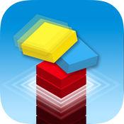 Tower Stack UP – 3D挡了下来游戏为孩子们 1